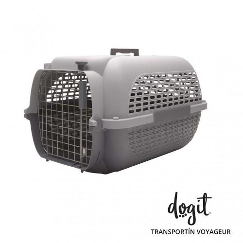 Dogit Pet Voyageur X-Gde. Gris/Gris
