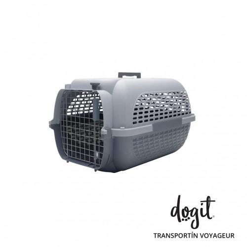 Dogit Pet Voyageur Peq. Gris/Gris