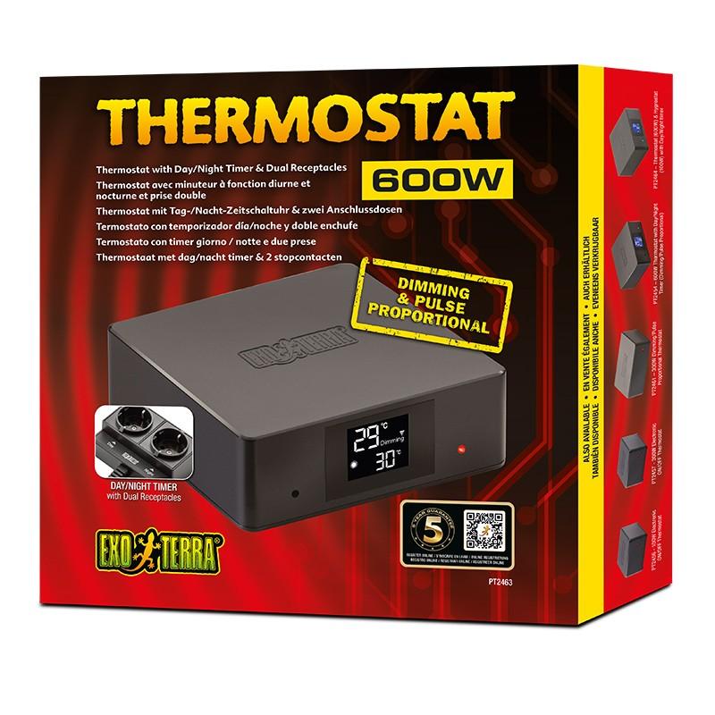 Exo Terra Thermostato 300W Dimiable