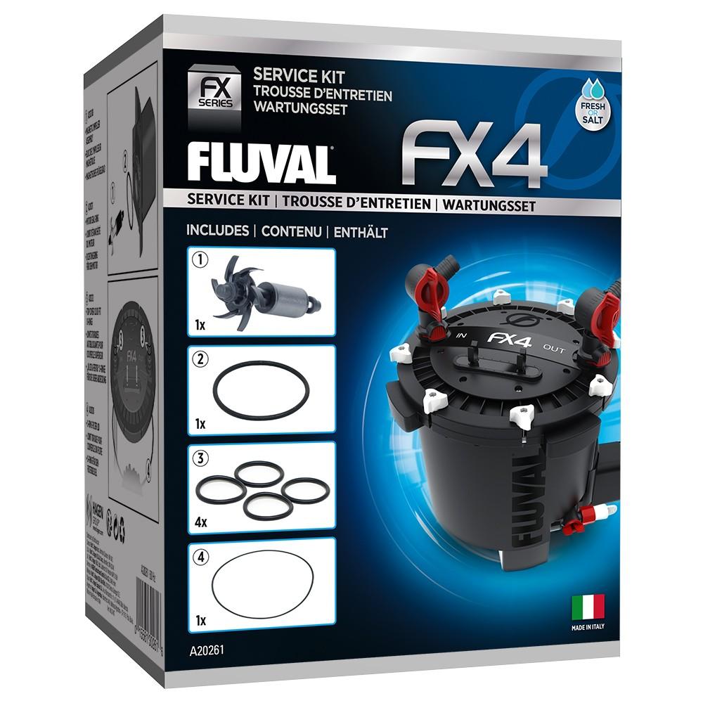 Fluval Kit de Servicio FX4