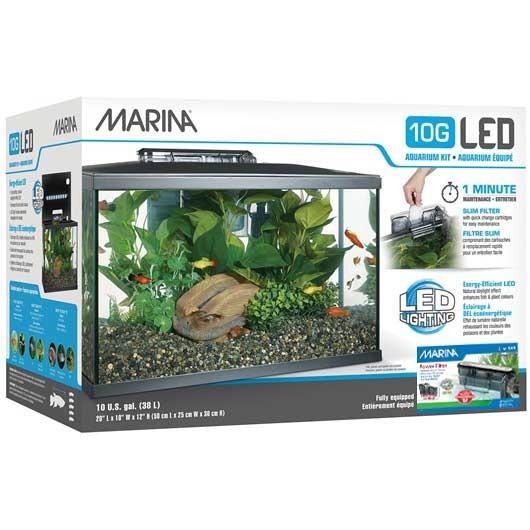 Marina Lux Kits Acuario 38 l