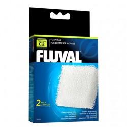 Cargas Filtrantes para Filtro Mochila Fluval C - Foamex C2