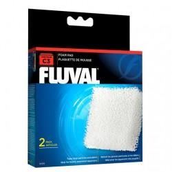 Cargas Filtrantes para Filtro Mochila Fluval C - Foamex C3