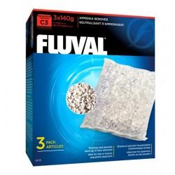 Carga Eliminador de Amoniaco para Filtro Mochila Fluval C - C3