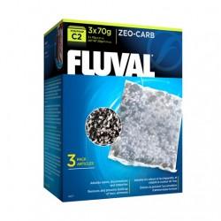 Carga Zeo Carb para Filtro Mochila Fluval C - C2