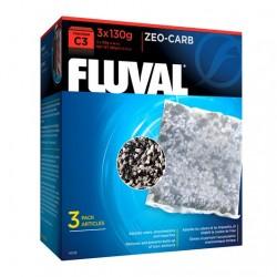 Carga Zeo Carb para Filtro Mochila Fluval C - C3