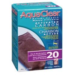 Cargas Filtrantes para Filtro Mochila AquaClear - Carbón 20