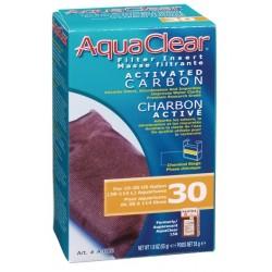 Cargas Filtrantes para Filtro Mochila AquaClear - Carbón 30