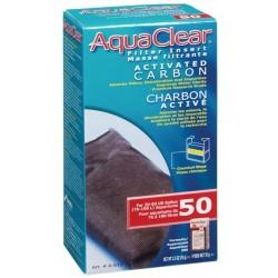 Cargas Filtrantes para Filtro Mochila AquaClear - Carbón 50