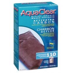 Cargas Filtrantes para Filtro Mochila AquaClear - Carbón 110