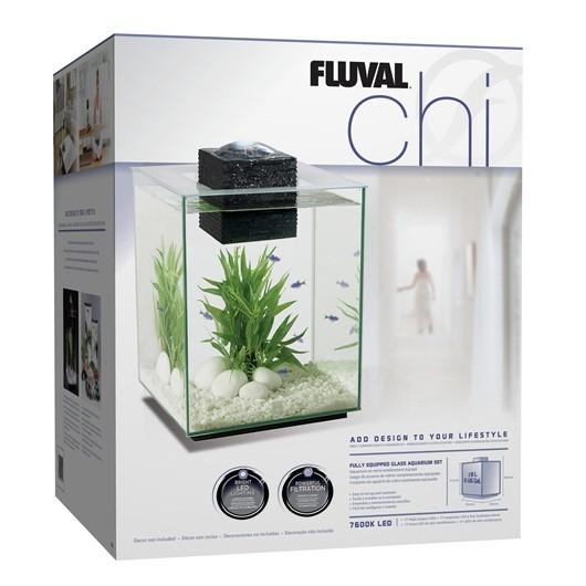 FLUVAL CHI II Mini Acuario 19 litros