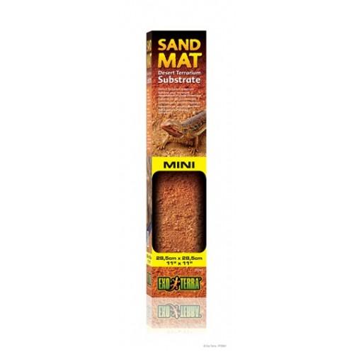 Sustrato para reptiles Sand Mat 28,5×28,5