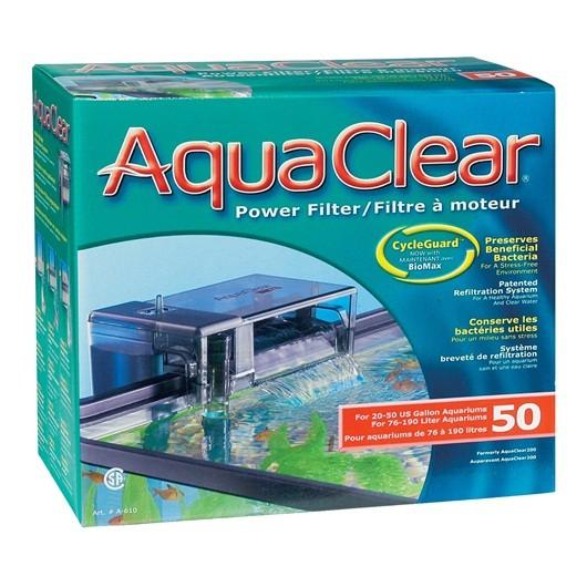 Aquaclear 50 Filtro Mochila