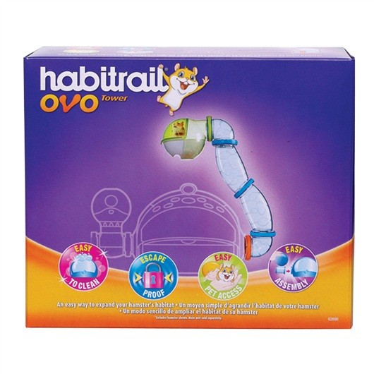 HABITRAIL OVO  TOWER PACK