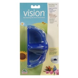 Tazas para Semilla/Agua VISION - Azul