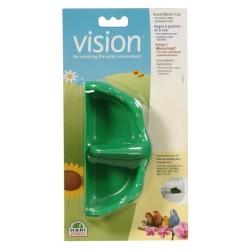 Tazas para Semilla/Agua VISION - Verde