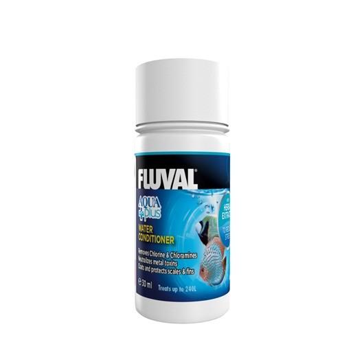 Acondicionador de Agua Aquaplus Fluval 30 ml