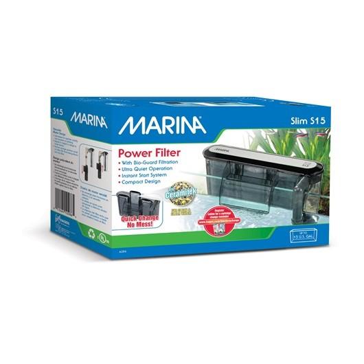 MARINA SLIM 15 Filtro (57 Lts)