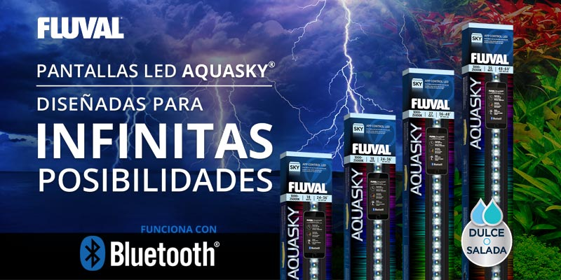 Pantallas LED AquaSky