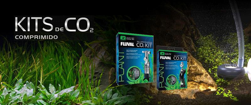 Kits de CO2 Comprimido