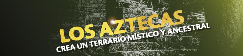 Banner productos línea Azteca Exo Terra