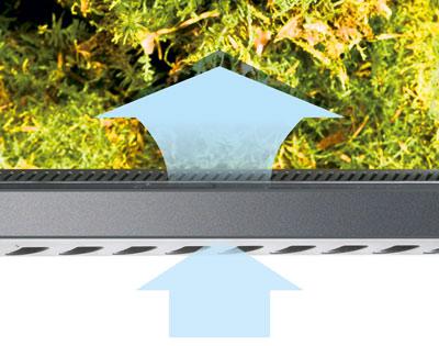 EXO TERRA terrario de cristal