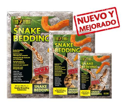 EXO TERRA Snake bedding sustrato serpientes 2