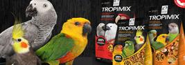 Tropimix mezcla enriquecida para loros