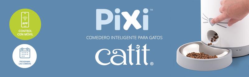 Comedero Inteligente para gatos Catit PIXI